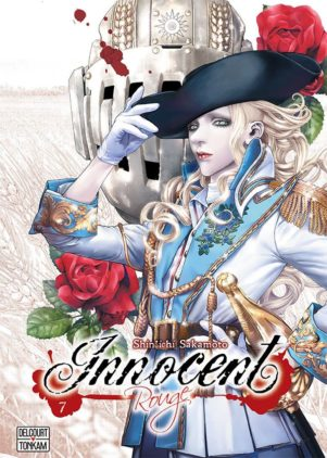 Innocent Rouge - T.07 | 9782413010043