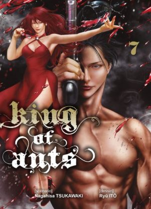King of Ants - T.07 | 9782372874298