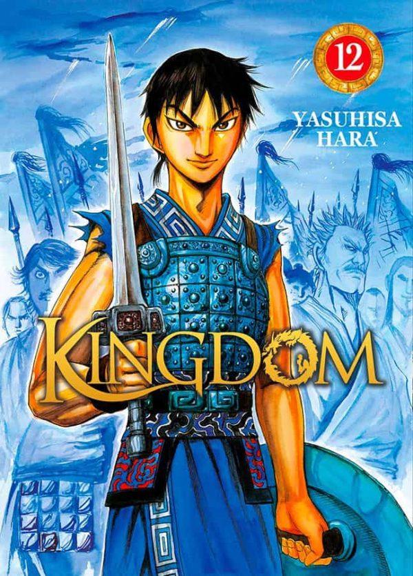 Kingdom - T.07 | 9782368778166