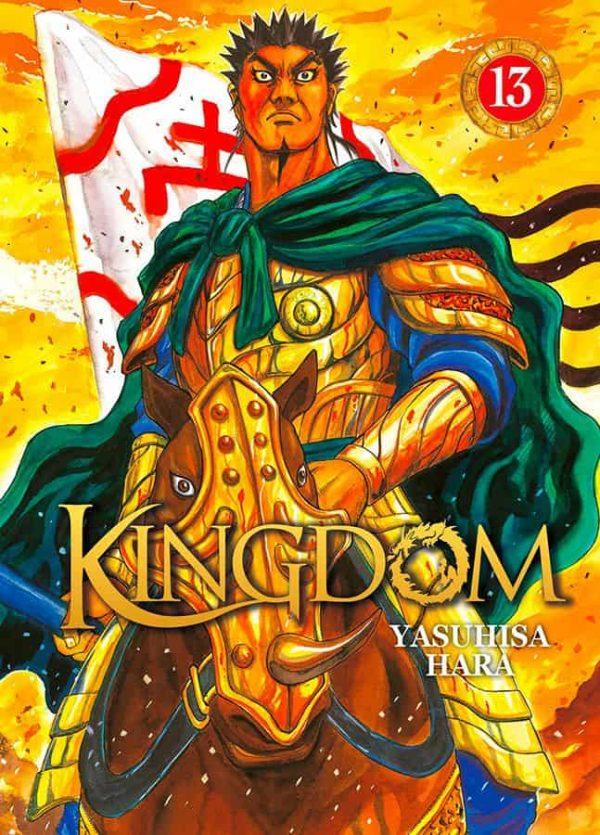 Kingdom - T.07 | 9782368778173