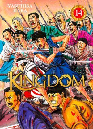 Kingdom - T.07 | 9782368778180