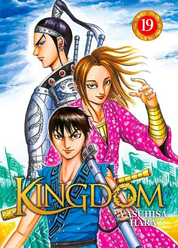Kingdom - T.07 | 9782368778234