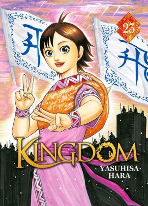 Kingdom - T.07 | 9782368778272