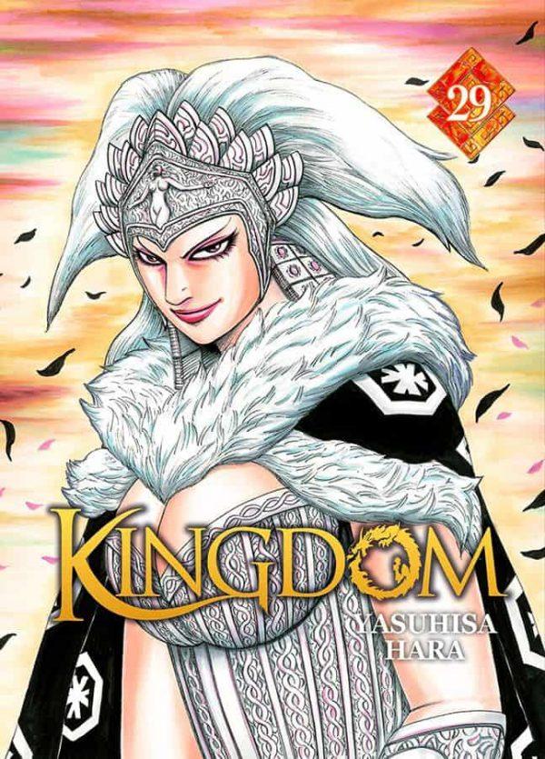 Kingdom - T.07   9782368778333