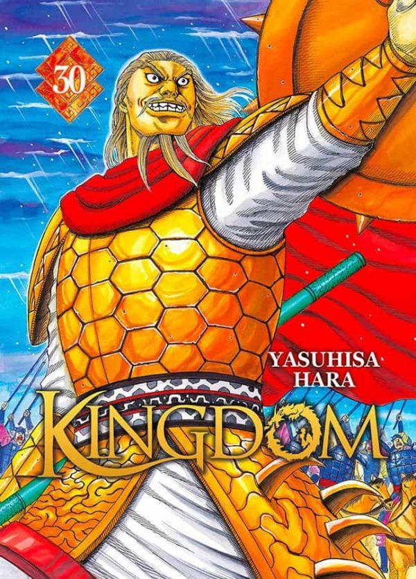 Kingdom - T.07 | 9782368778340