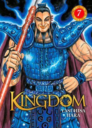 Kingdom - T.07 | 9782368778111