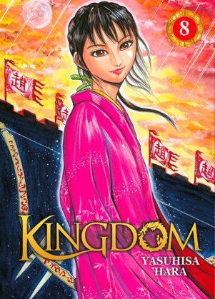 Kingdom - T.07 | 9782368778128