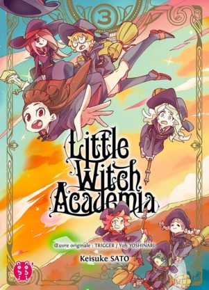 Little Witch Academia - T.03 | 9782373493696