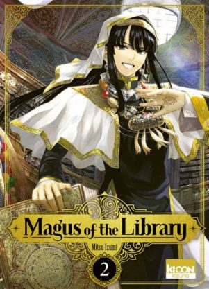 Magus of the Library - T.03   9791032704684