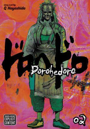 Dorohedoro (EN) T.02 | 9781421533766