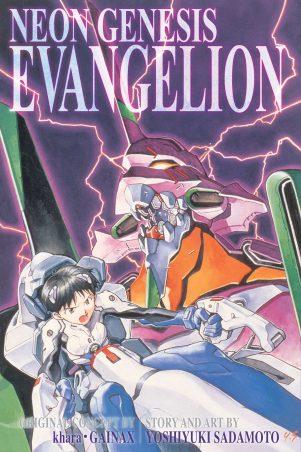 Evangelion - Omnibus (EN) T.01 | 9781421550794