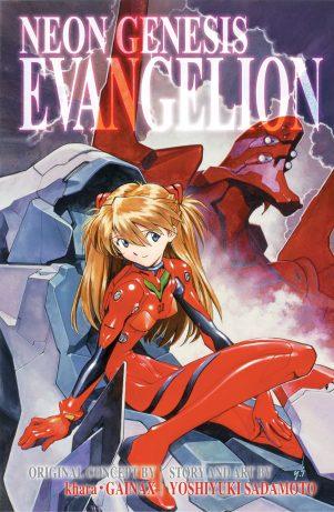Evangelion - Omnibus (EN) T.03 | 9781421553627