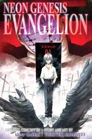 Evangelion - Omnibus (EN) T.04 | 9781421553634