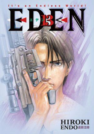 Eden (EN) T.13 | 9781595827630