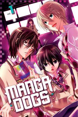 Manga dogs (EN) T.01   9781612629032