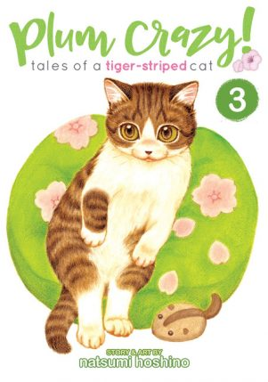 Plum crazy ! tales of a tiger-striped cat (EN) T.03 | 9781626925823