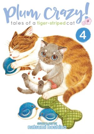 Plum crazy ! tales of a tiger-striped cat (EN) T.04 | 9781626926783
