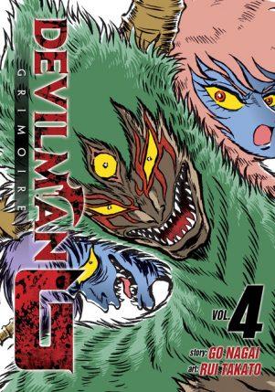 Devilman Grimoire (EN) T.04 | 9781626928503