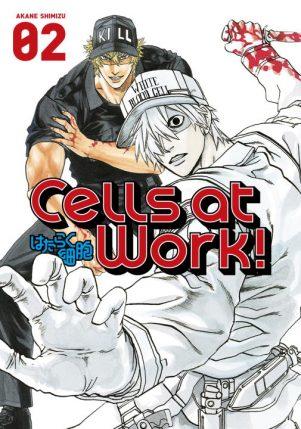 Cells at Work! (EN) T.02 | 9781632363572