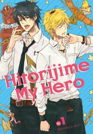 Hitorijime My Hero (EN) T.01   9781632367716