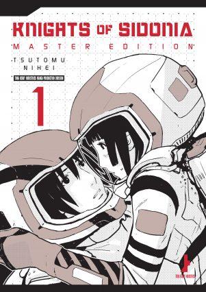 Knights of Sidonia - Master Edition (EN) T.01 | 9781947194427
