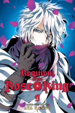 Requiem of the Rose King (EN) T.09 | 9781974702251
