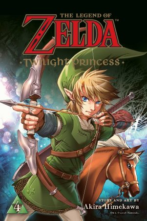 Zelda (EN) T.14 - Twilight Princess 4 | 9781974702268
