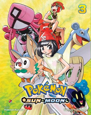 Pokemon Sun & Moon (EN) T.03 | 9781974702602