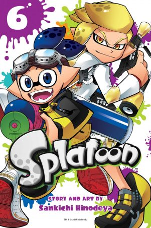 Splatoon (EN) T.06 | 9781974705511