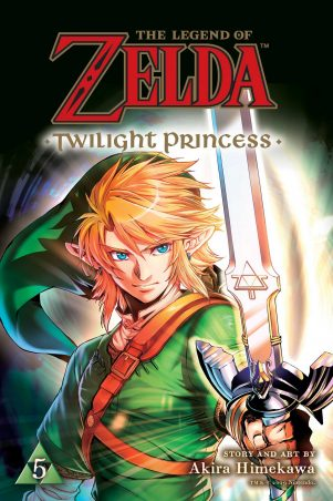 Zelda (EN) T.15 - Twilight Princess 5 | 9781974705641