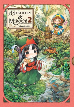 Hakumei and Mikochi (EN) T.02 | 9781975302900