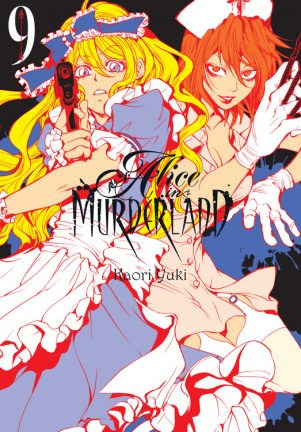 Alice in Murderland (EN) T.09 | 9781975327972