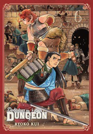 Delicious in Dungeon (EN) T.06 | 9781975328054