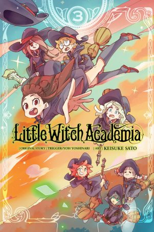 Little Witch Academia (EN) T.03 | 9781975357429