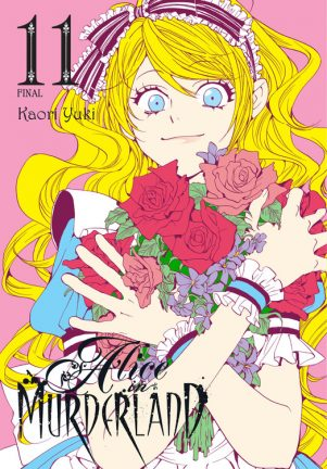 Alice in Murderland (EN) T.11 | 9781975357535