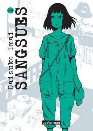 Sangsues T.01 | 9782203095366