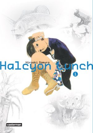 Halcyon Lunch T.01 | 9782203101791