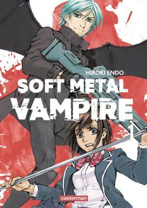 Soft Metal Vampire T.01 | 9782203172388
