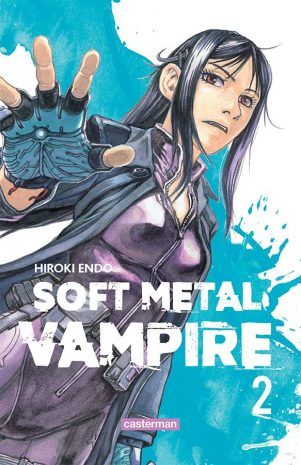 Soft Metal Vampire T.02 | 9782203172395