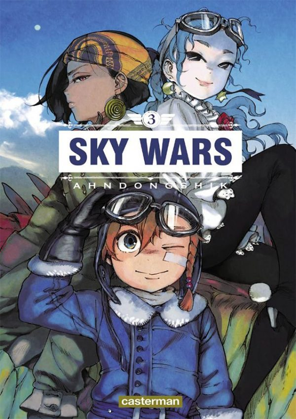 Sky wars T.03   9782203185951