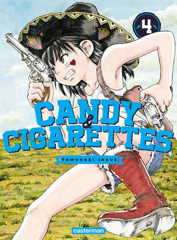 Candy & cigarettes T.04 | 9782203202825