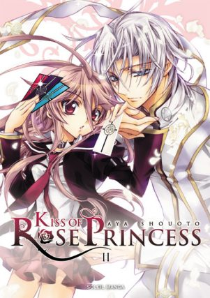 Kiss of Rose Princess T.02   9782302017986
