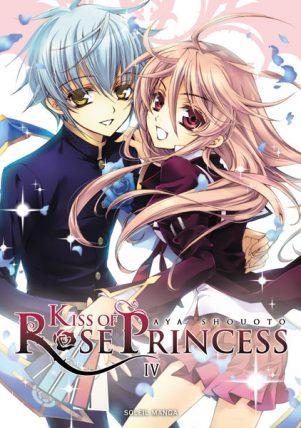 Kiss of Rose Princess T.04   9782302020351