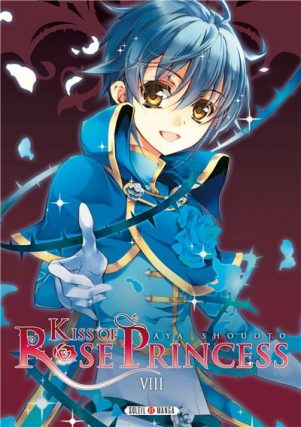 Kiss of Rose Princess T.08   9782302027367