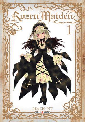 Rozen Maiden - Ed. Deluxe T.01   9782302027527