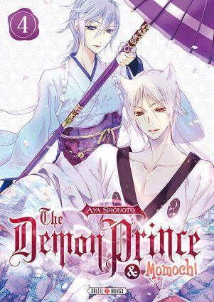 Demon Prince & Momochi (the) T.04   9782302045934