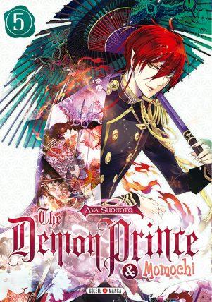 Demon Prince & Momochi (the) T.05   9782302047068