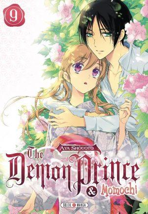 Demon Prince & Momochi (the) T.09   9782302059924