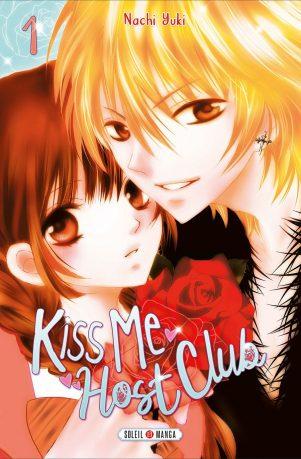 Kiss Me Host Club T.01 | 9782302062412