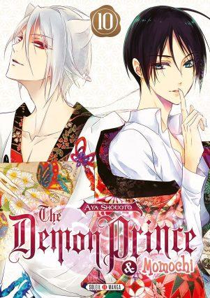 Demon Prince & Momochi (the) T.10   9782302062443